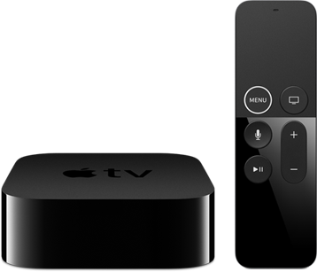 Partner TV + Apple TV